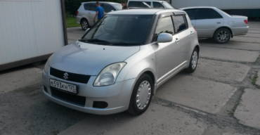Suzuki Swift (2007 г.)