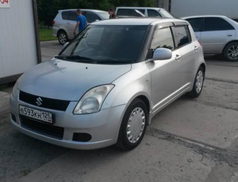 Suzuki Swift (2007 г.)