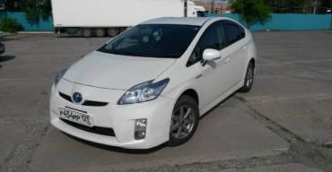 Toyota Prius 30 (2011 г.)