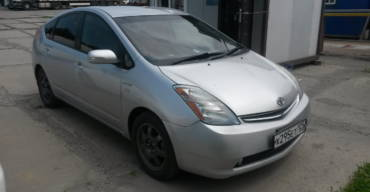 Toyota Prius (Hybrid) (2007 г.)