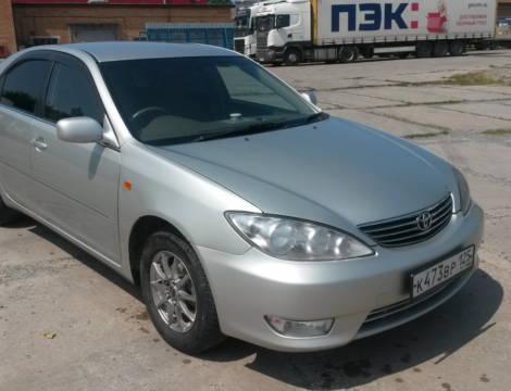 Toyota Camry (2005 г.)