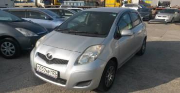 Toyota Vitz (2008 г.)