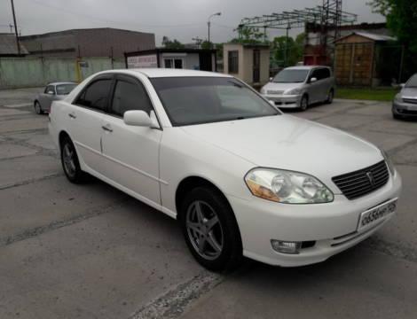 Toyota Mark II (2002 г.)