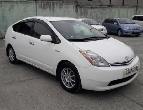 Toyota Prius (Hybrid) (2008 г.)