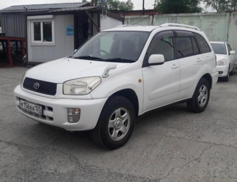 Toyota RAV4 (2005 г.)